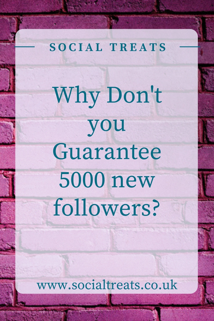 New Followers